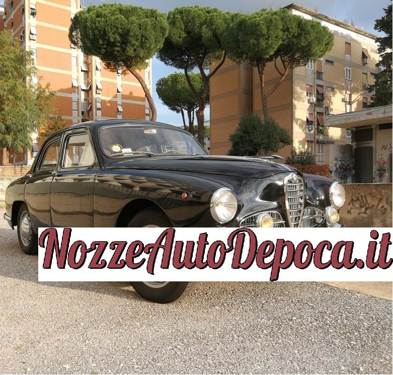 Noleggio auto d'epoca Alfa Romeo 1900  per matrimoni a Roma e tutta la provincia - noleggio auto matrimoni roma - noleggio auto matrimonio - noleggio auto d'epoca  - auto matrimoni roma
