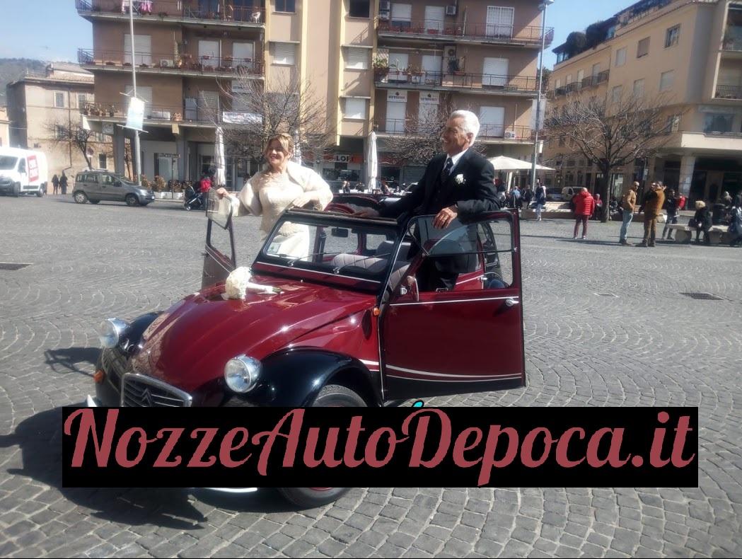 Citroen Due Cavalli Charleston - auto matrimonio roma - noleggio auto matrimoni - noleggio auto d'epoca - noleggio auto classiche - noleggio auto storiche - matrimonio.com - Noleggio Auto matrimoni - nozze auto - auto matrimonio Roma