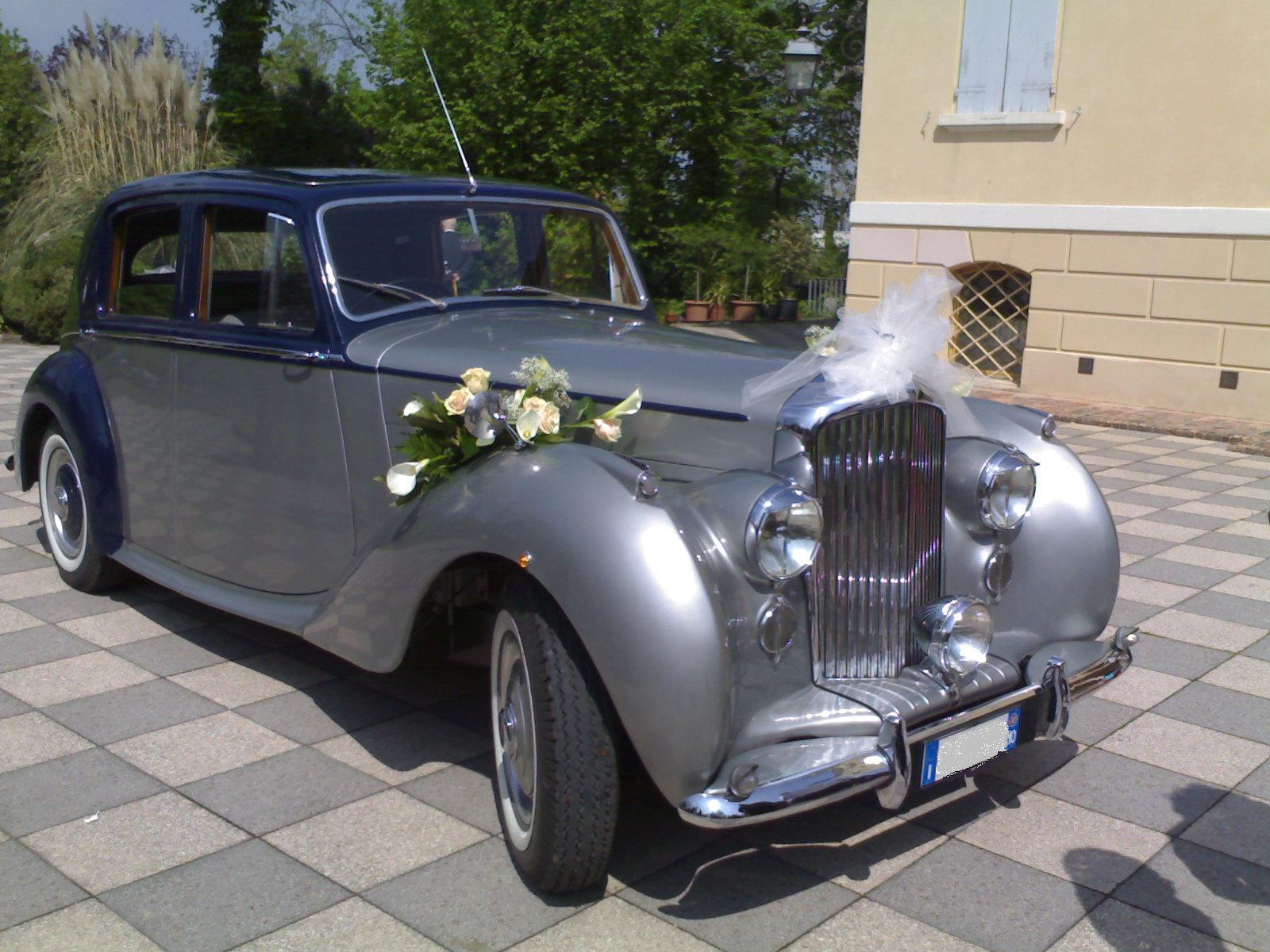 Noleggio auto matrimoni - le più belle auto storiche per matrimoni