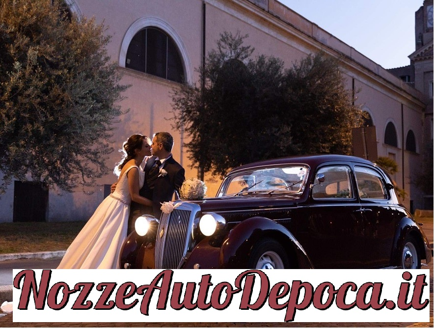 Lancia Aprilia Fuoriserie Pininfarina anni 30 - auto matrimoni -. matrimoni roma - auto d'epoca roma - noleggio auto d'epoca - noleggio auto matrimoni roma - Noleggio Auto matrimoni - nozze auto - auto matrimonio Roma