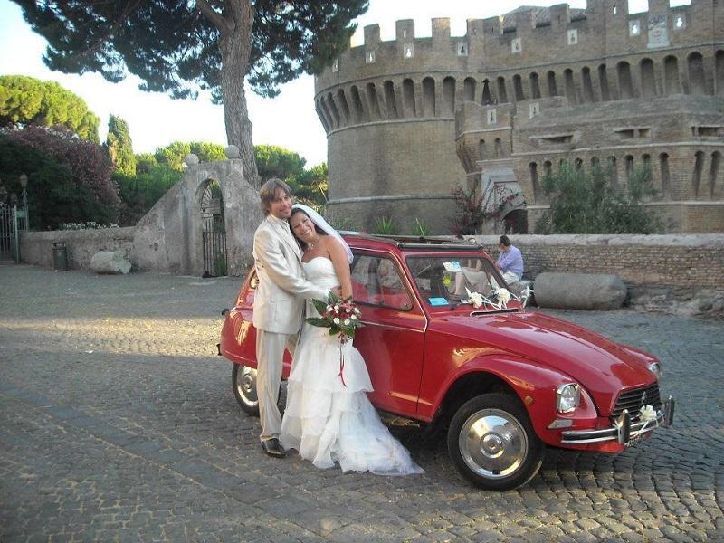 Citroen Dyane Cabrio - noleggio auto matrimoni - auto storiche roma - auto d'epoca roma - noleggio auto d'epoca matrimoni roma - Noleggio Auto matrimoni - nozze auto - auto matrimonio Roma