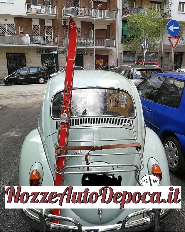 Maggiolino anni 60 noleggio auto d'epoca noleggio auto matrimoni roma - noleggio auto per matrimoni a roma