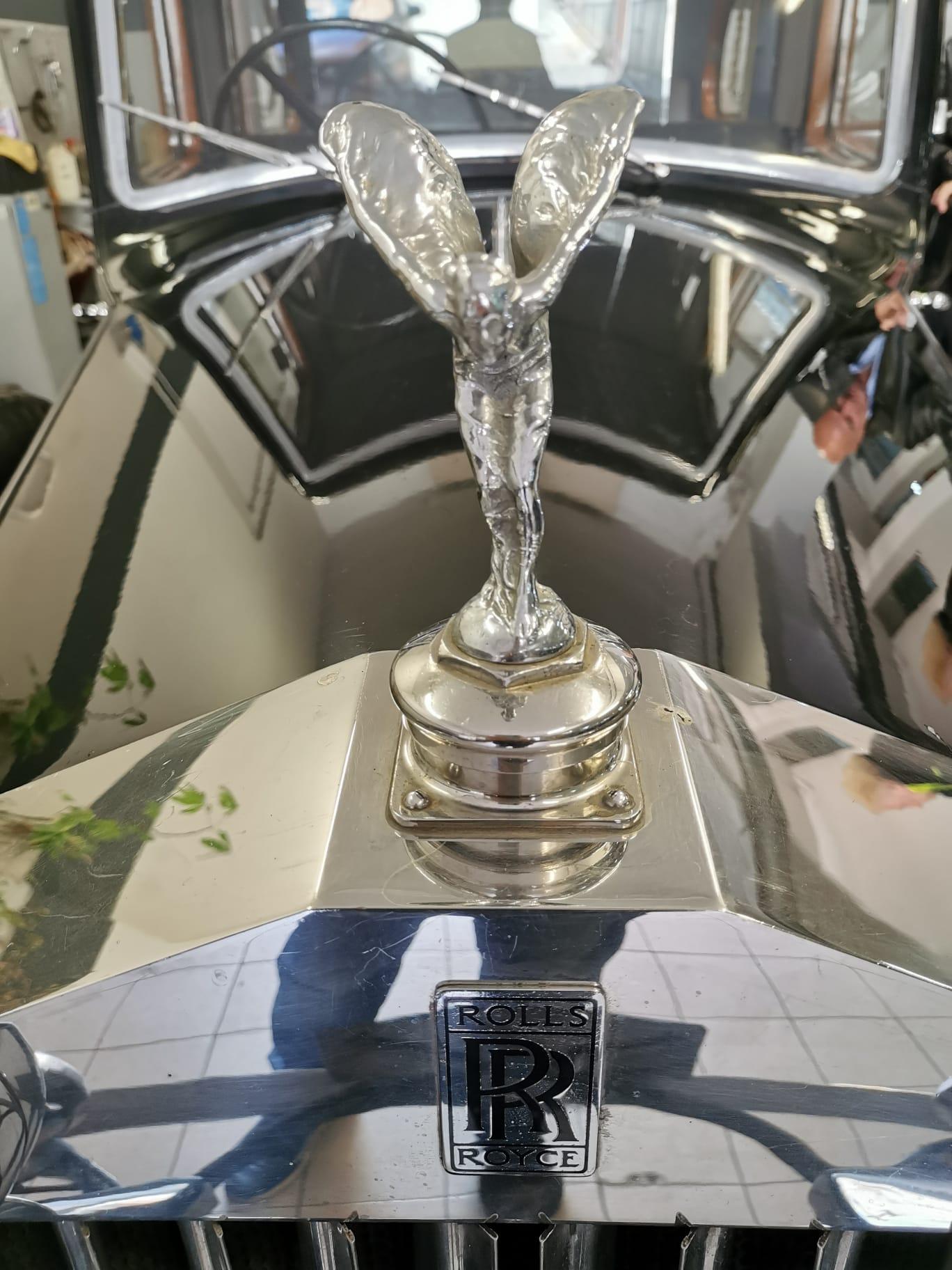 Rolls Royce  1935 appartenuta al Re Farouk d'Egitto noleggio auto per matrimoni