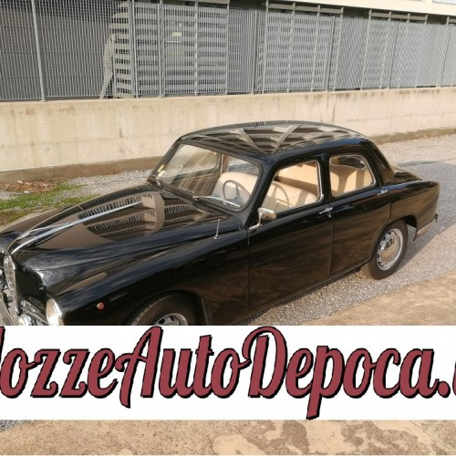 Noleggio auto matrimoni - Alfa Romeo 1900 - Auto d'epoca Matrimoni Roma