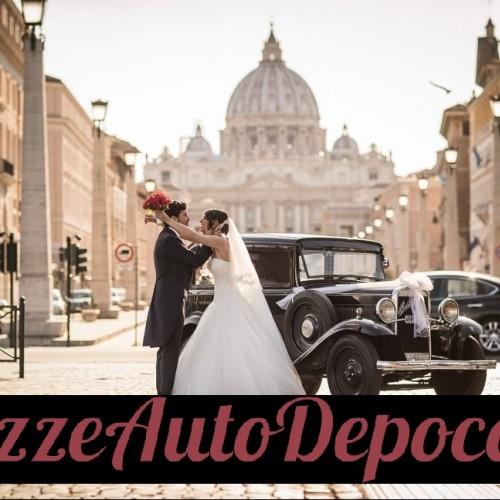 Noleggio auto matrimoni - Fiat Balilla del 1932 - Auto d'epoca Matrimoni Roma