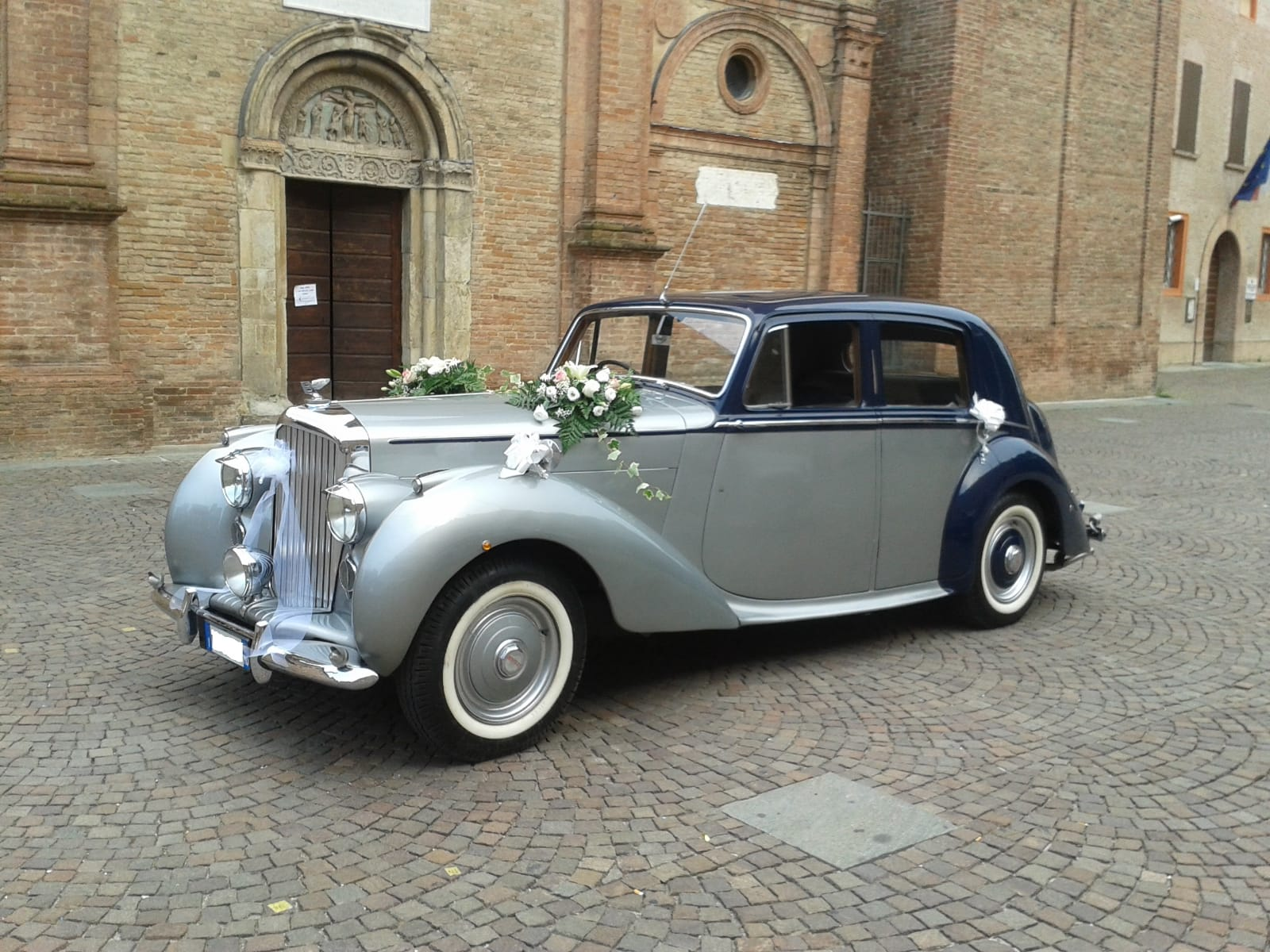 Noleggio auto matrimoni - Luxury Top Car Bentley MK6 - noleggio auto storiche