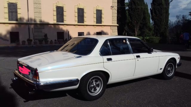 Noleggio auto matrimoni - Jaguar British Style - noleggio auto storiche