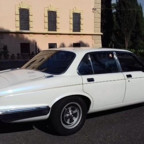 Noleggio auto matrimoni - Jaguar British Style - Auto d'epoca Matrimoni Roma