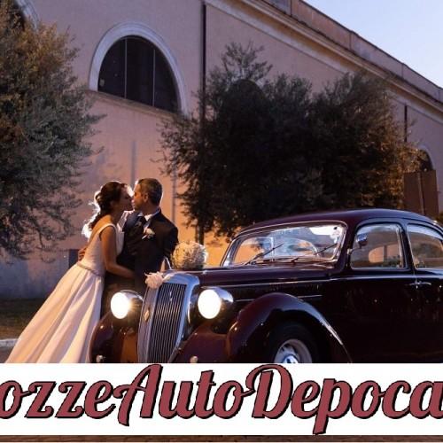 Noleggio auto matrimoni - Lancia Aprilia Fuoriserie Pininfarina anni 30 - Auto d'epoca Matrimoni Roma
