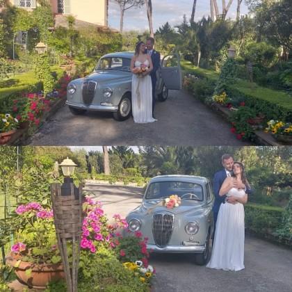 Noleggio auto matrimoni - Lancia appia Prima Serie - noleggio auto storiche