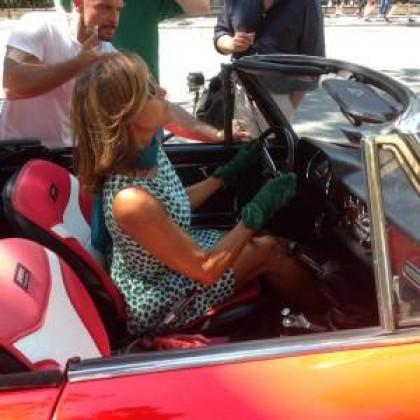 Noleggio auto matrimoni - Cristina Parodi - noleggio auto storiche
