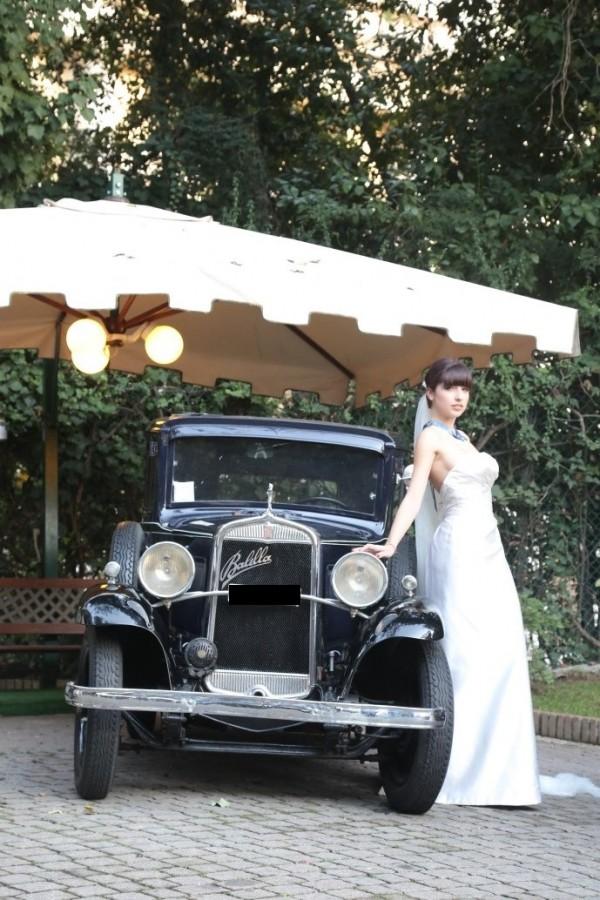 Per il tuo matrimonio scegli le nostre auto - noleggio auto matrimoni eventi addio al nubilato cinema