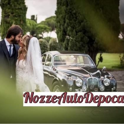 Noleggio auto matrimoni - Jaguar MK2 - noleggio auto storiche