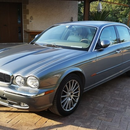 Noleggio auto matrimoni - Jaguar XJ - noleggio auto storiche