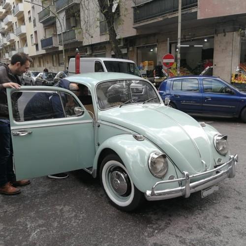 Noleggio auto matrimoni - Maggiolino anni 60 - Auto d'epoca Matrimoni Roma