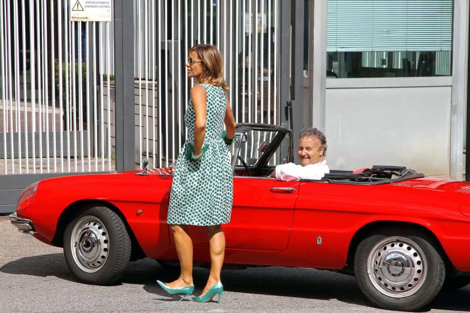 Noleggio auto matrimoni Roma e Rieti Frosinone Latina Ciampino Grottaferrata Marino - Auto storiche matrimoni