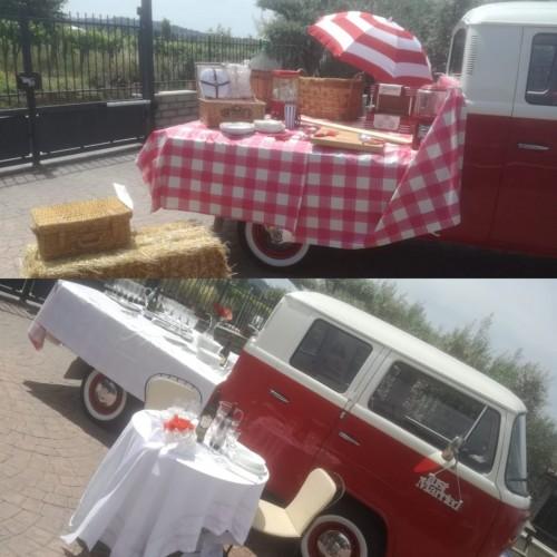 Noleggio auto matrimoni - Aperitivo in PICK UP Vintage - Auto d'epoca Matrimoni Roma