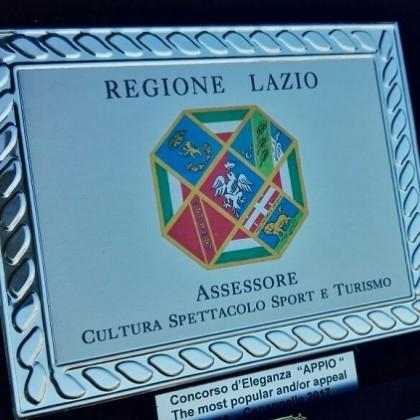 Noleggio auto matrimoni - Premio Regione Lazio 2017 - noleggio auto storiche