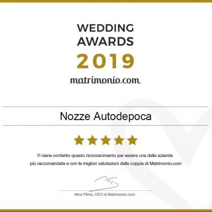 Noleggio auto matrimoni - Premi - noleggio auto storiche