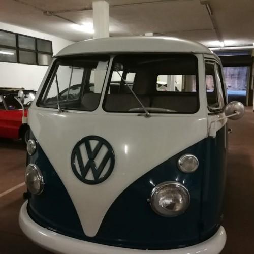 Noleggio auto matrimoni - Pulmino Volkswagen T1 anni 60 - Auto d'epoca Matrimoni Roma
