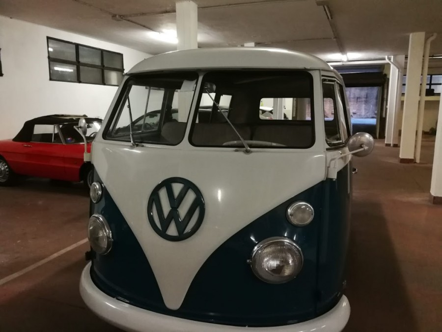 Pulmino Volkswagen T1 anni 60