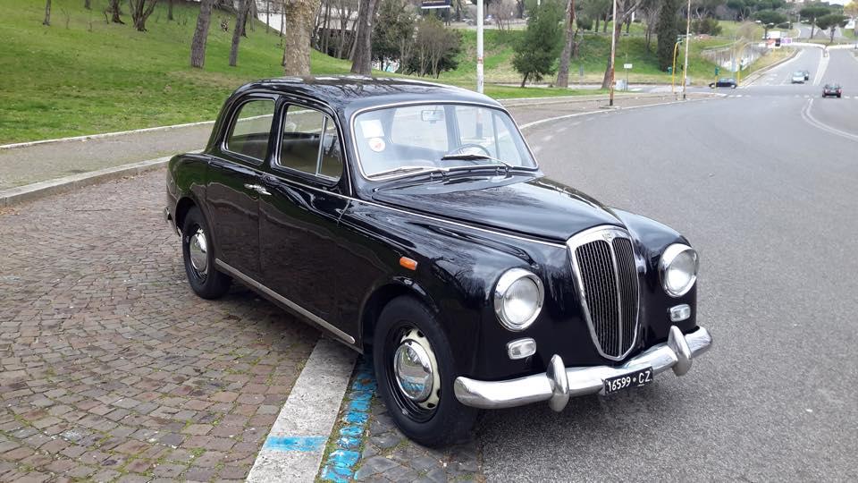 noleggio auto per matrimoni LANCIA APPIA A ROMA