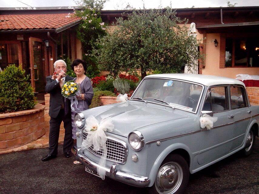 auto noleggio matrimonio firenze
