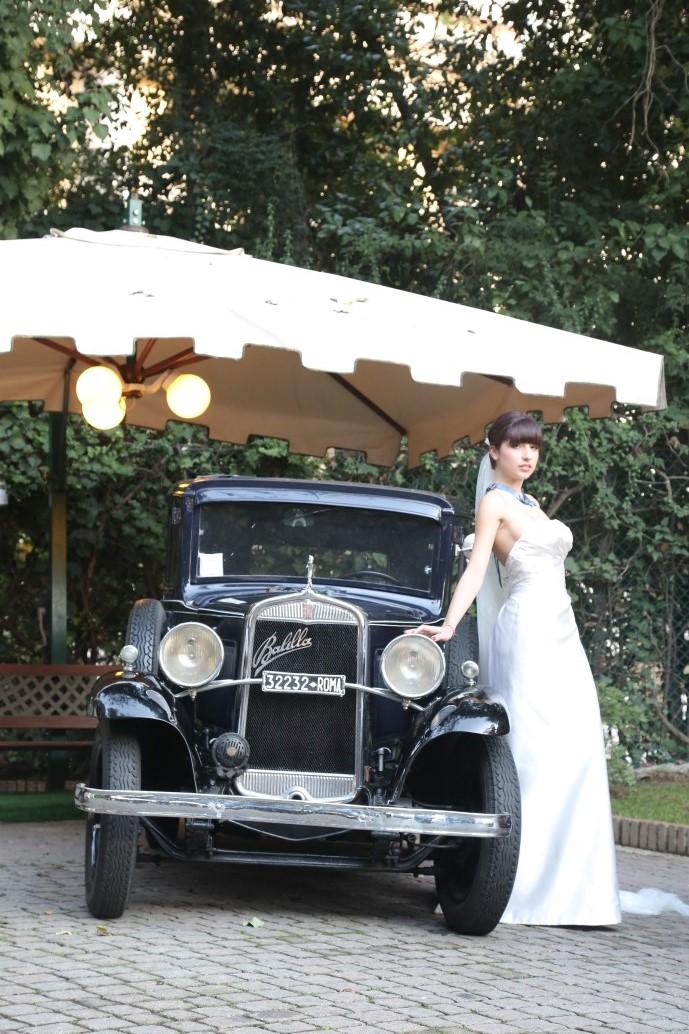 Noleggio auto per matrimoni Vuoi un matrimonio speciale?