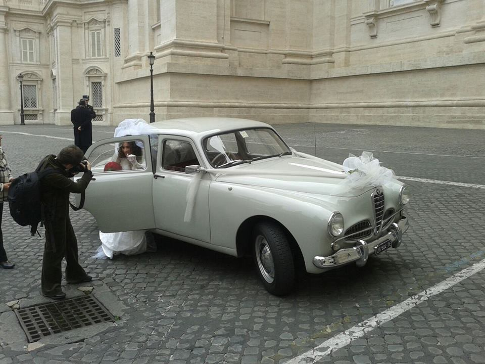 Noleggio auto per matrimoni Noleggio auto storiche